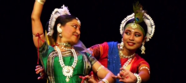 Spirit of India - Odissi und Tanzdrama