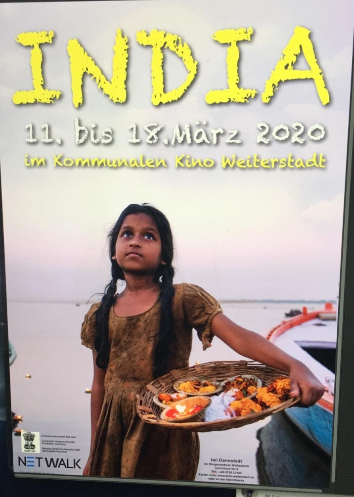 India 2020 Poster